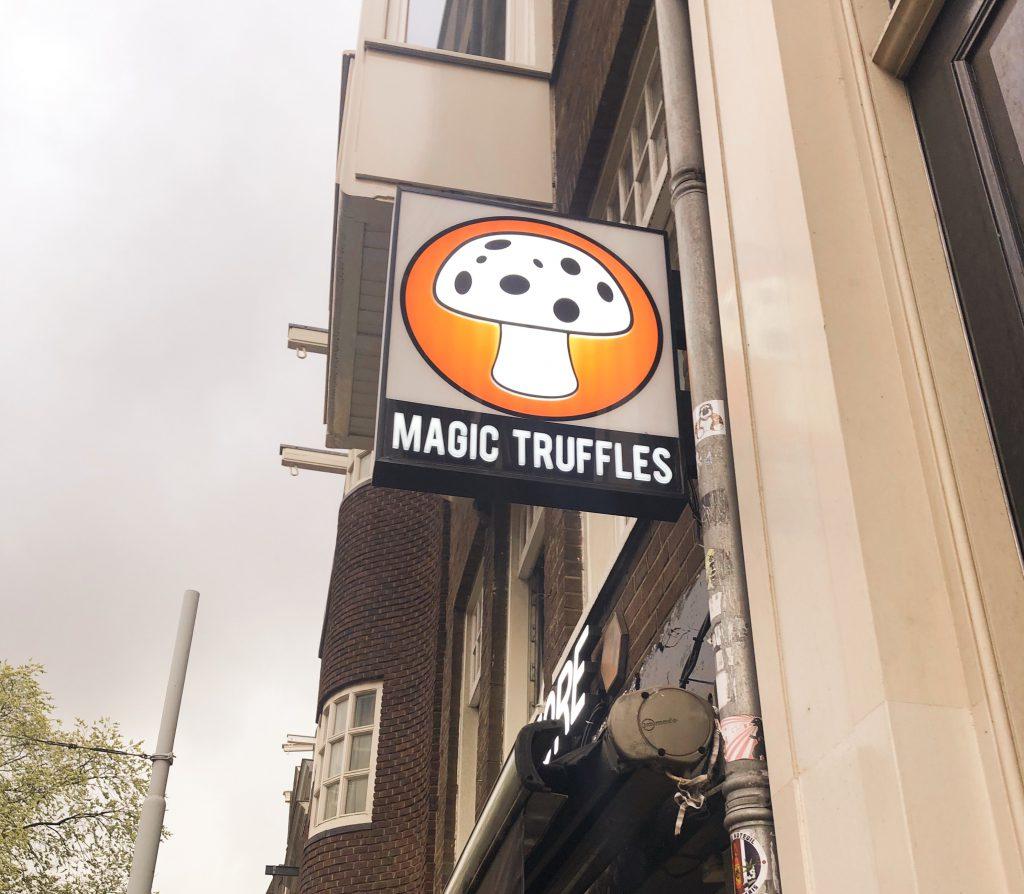 Miękkie narkotyki w holandii