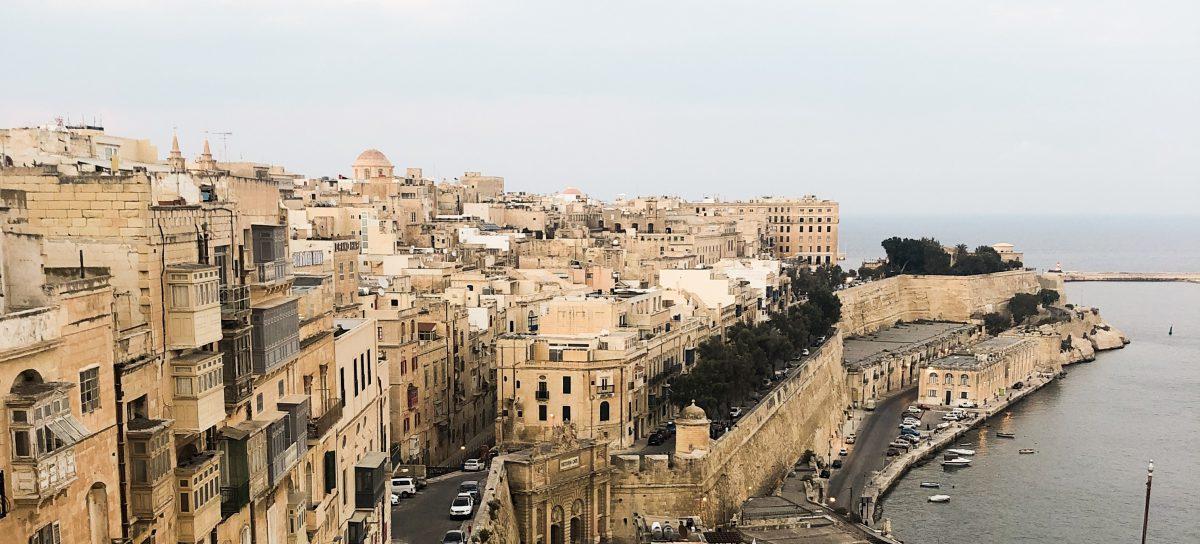 Atrakcje Malty - Valetta