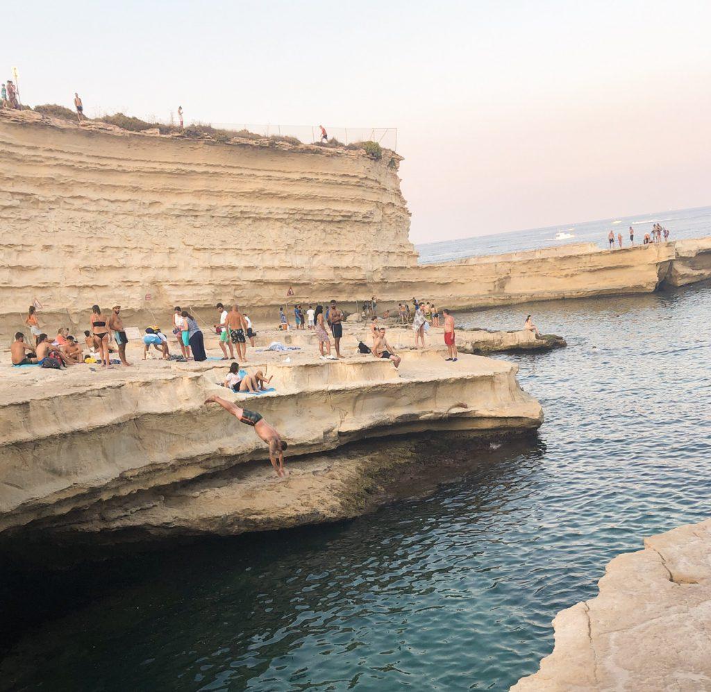 St. Peter's Pool - Atrakcje