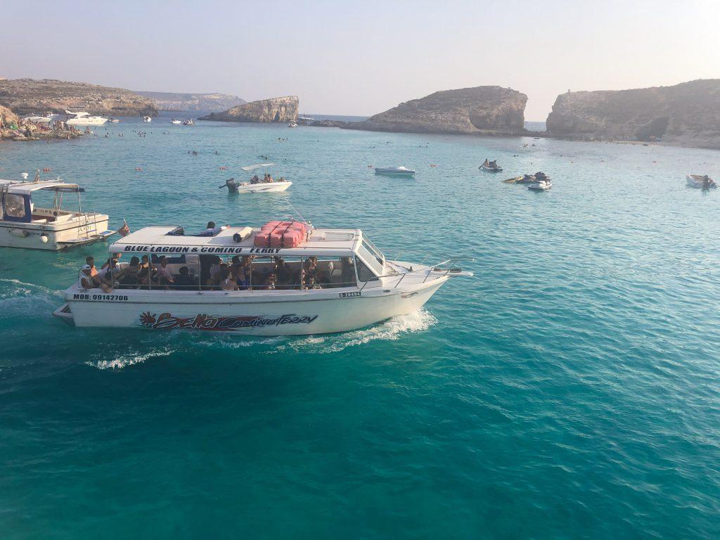 wyspa Comino - Malta