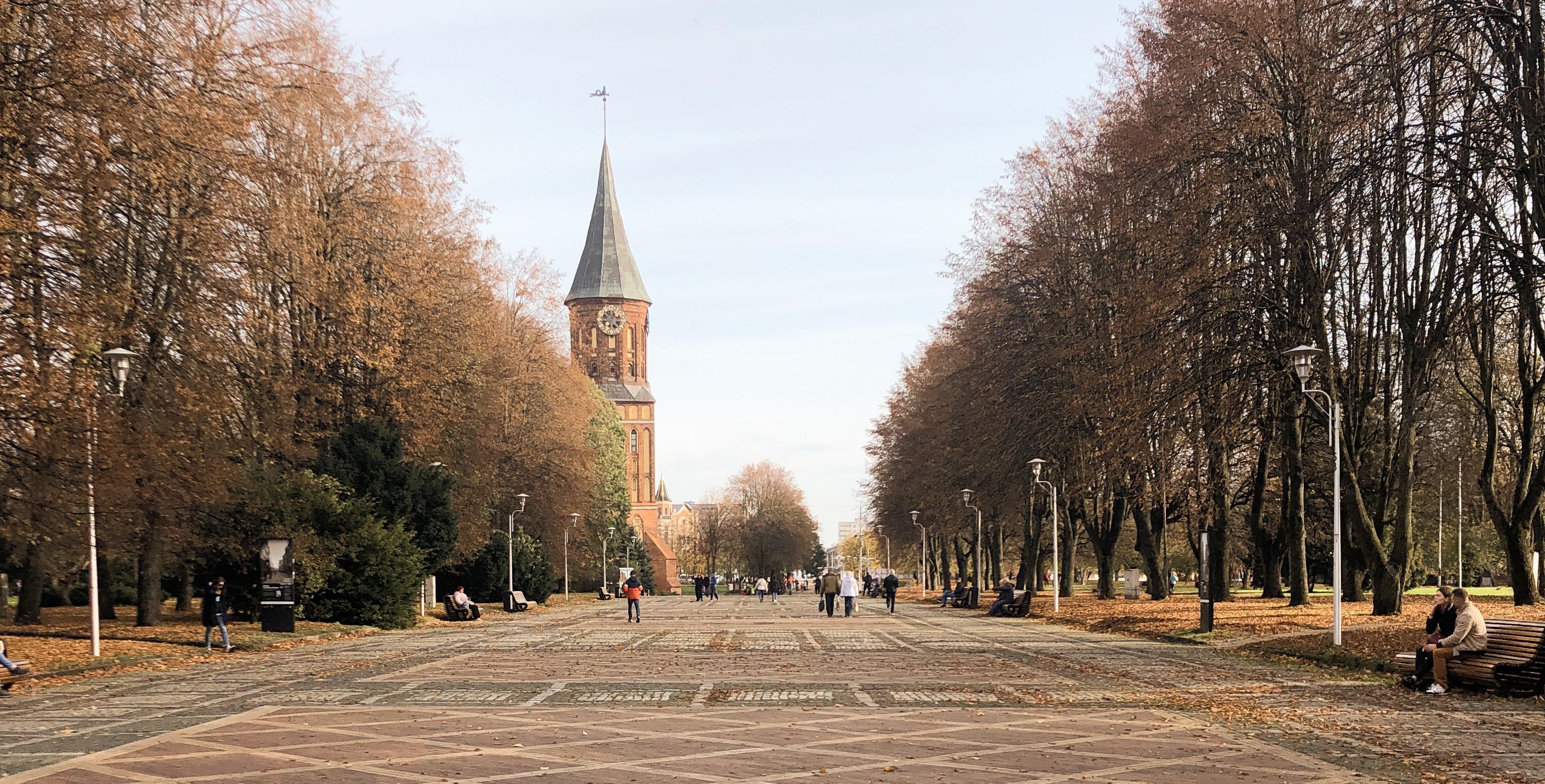 Kaliningrad - jak tam dojechać?
