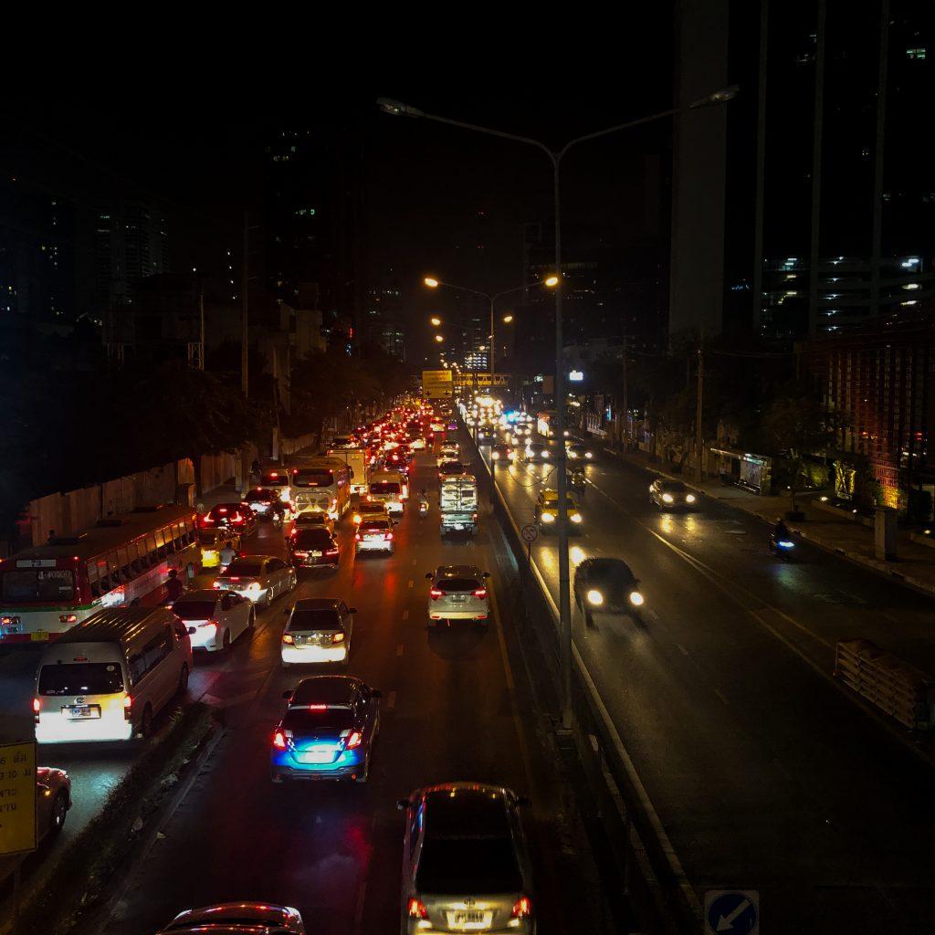 Tajlandia - transport