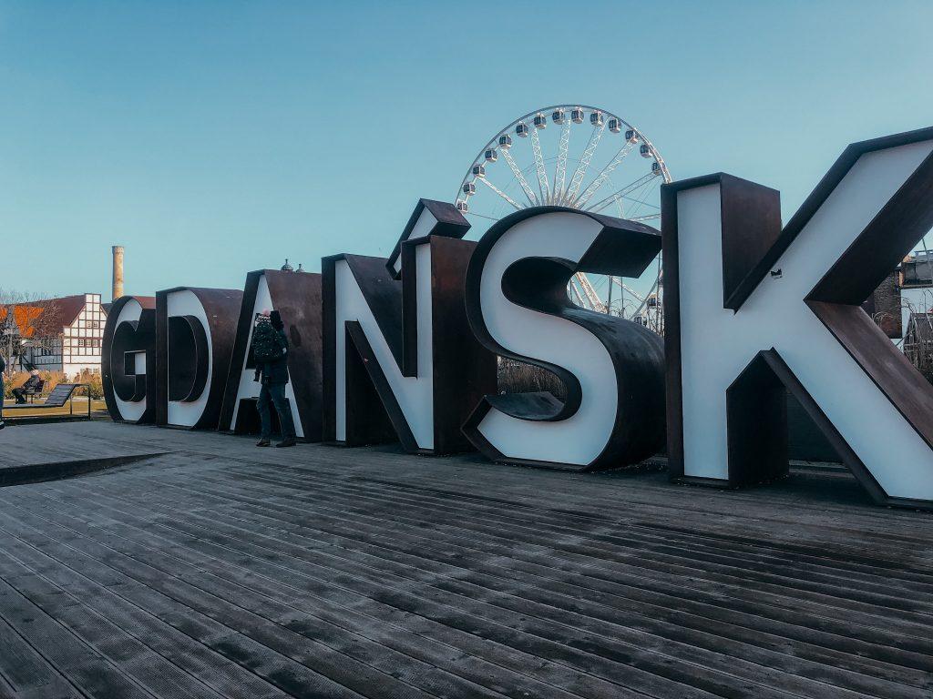 gdańsk - nabrzeże