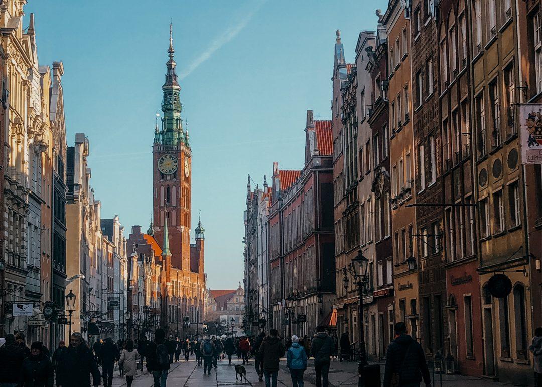 Gdańsk - Stare miasto