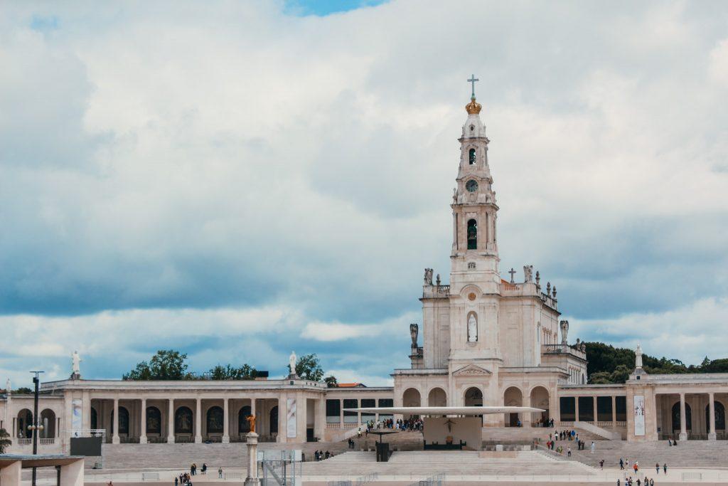 Fatima - Bazylika Matki Bożej Różańcowej