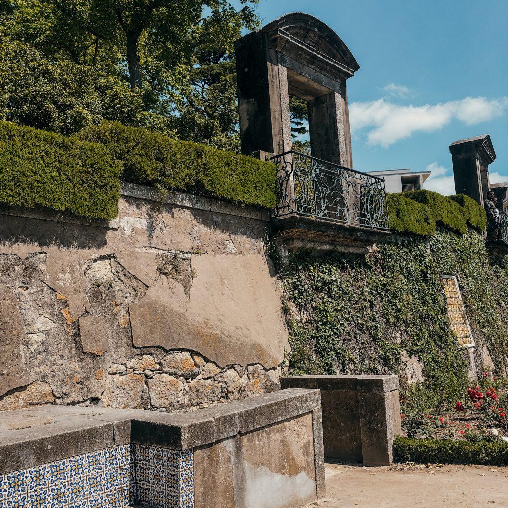 Ogrody Pałacu Kryształowego w Porto