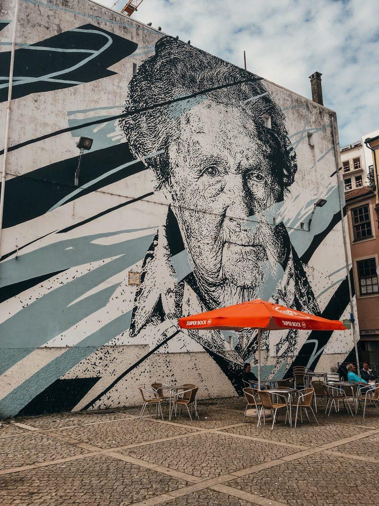 Mural Ribeira Porto