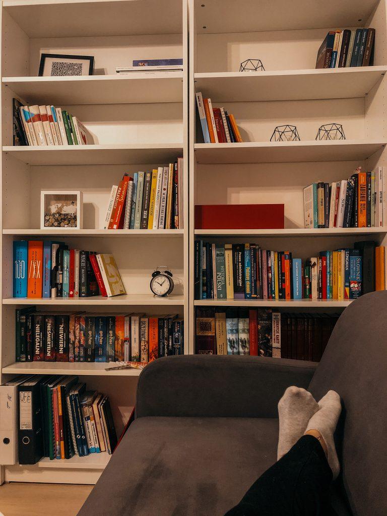 czytanie w domu