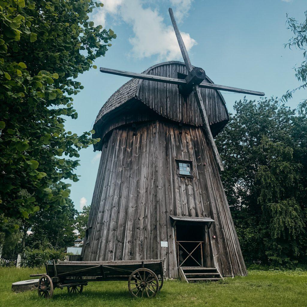 muzeum wsi lubelskiej młyn