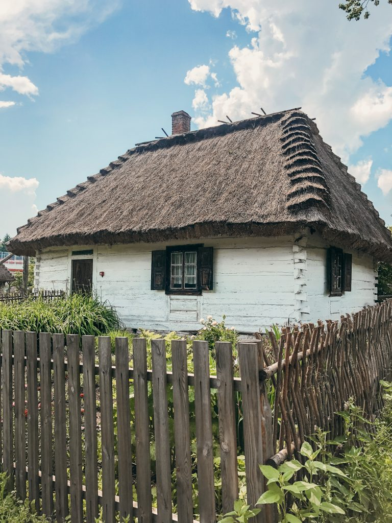 Muzeum Wsi Lubelskiej - domek