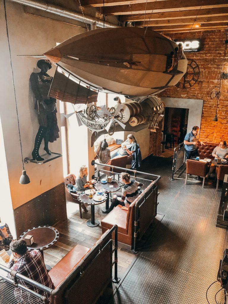 Enzo Muratore Coffee  knajpy Lublin
