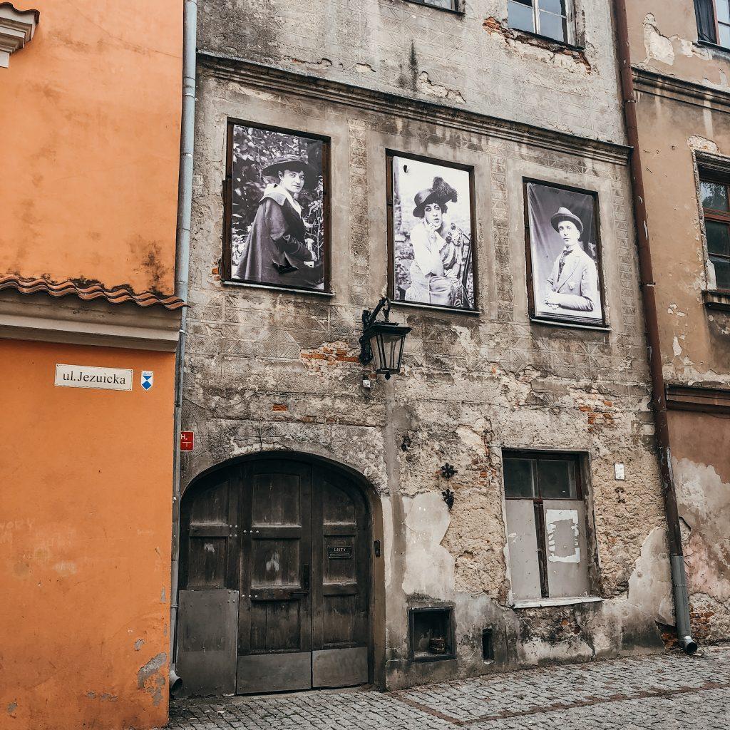 Negatywy Stare Miasto Lublin