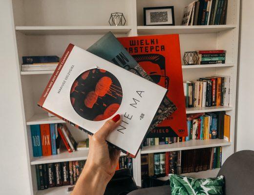 Książki maj