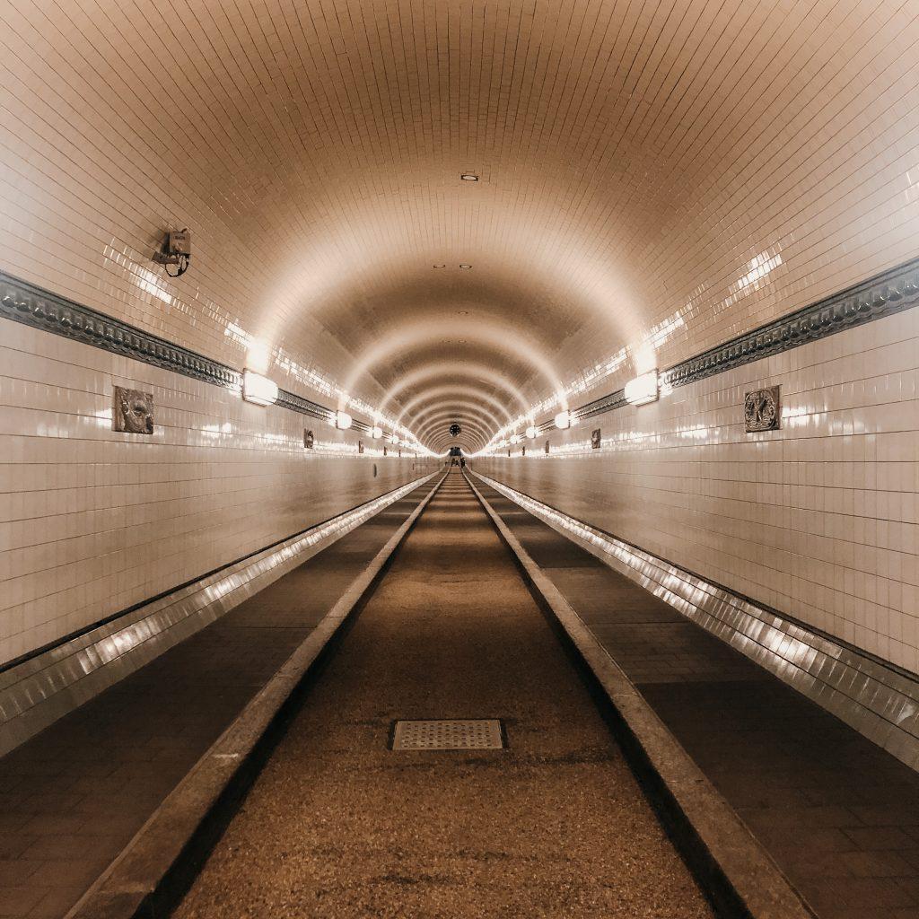 Tunel pod Łabą