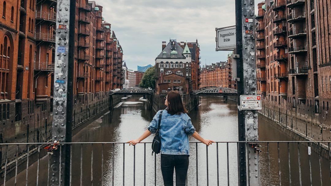 Hamburg - zwiedzanie