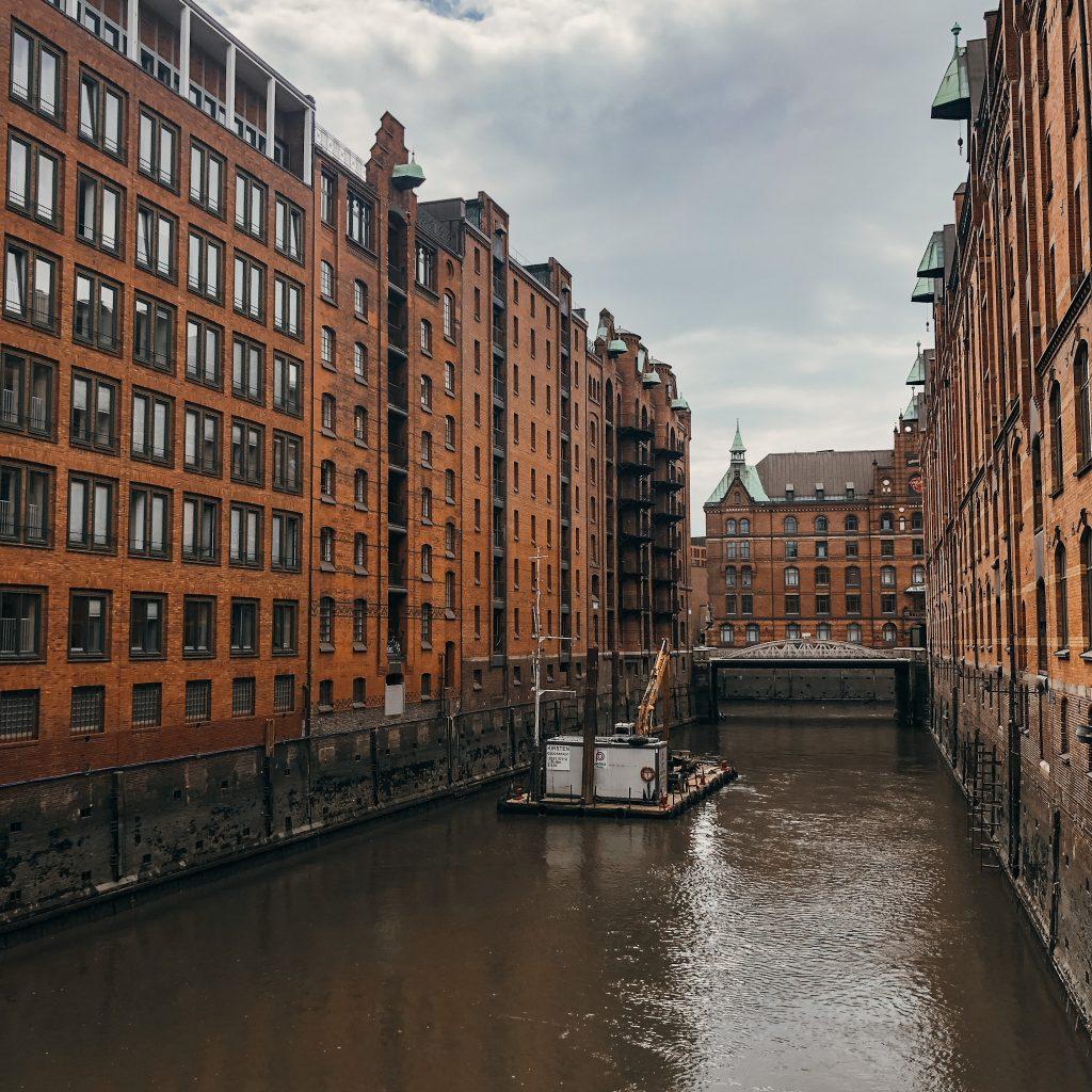 Hamburg - spichlerze