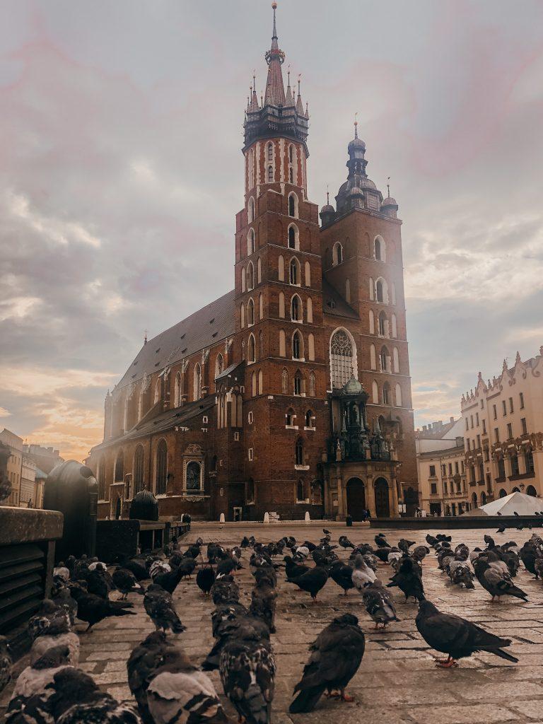 Kościół Mariacki Kraków